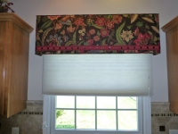 o-kitchen-2 Straight Cornice with contrasting button trim on bottom edge