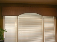 Wide Arched Cornice
