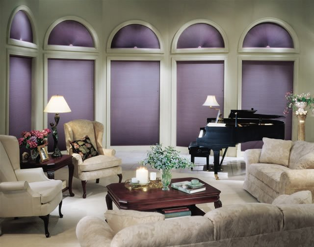 Graber CrystalPleat Cellular Shades