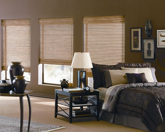 Graber Tradewinds Natural Shades