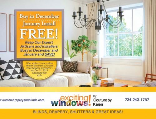 Free January Install
